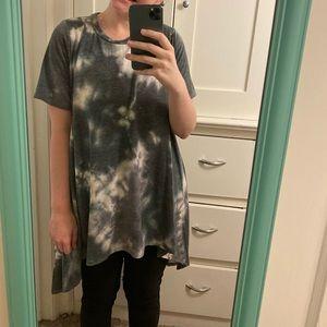 Rae Mode Tie Dye Tunic Size 3X NWOT